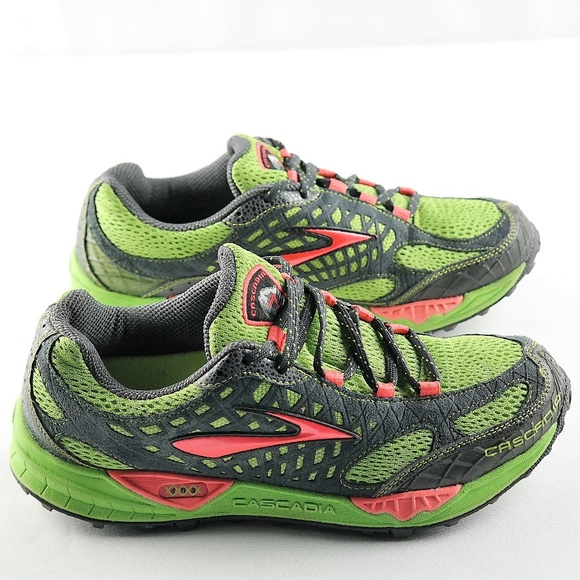 50309ae5117 Brooks Shoes - Brooks Cascadia 7 Trail Shoes Sz 11